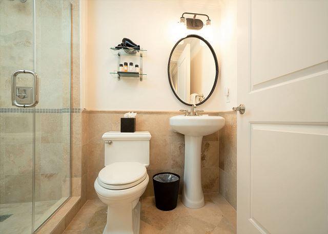 Residence #3829 - Lower Level En Suite Guest Bathroom