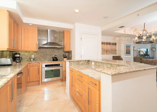 Residence #3829 - Fully Furnished Kitchen