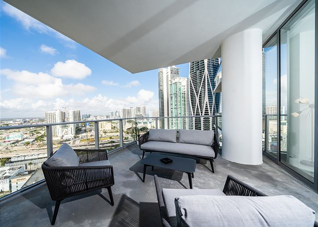 Elite Sky Tower Miami - Condo #2500