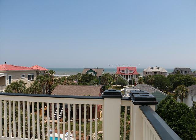 Ocean View from decks