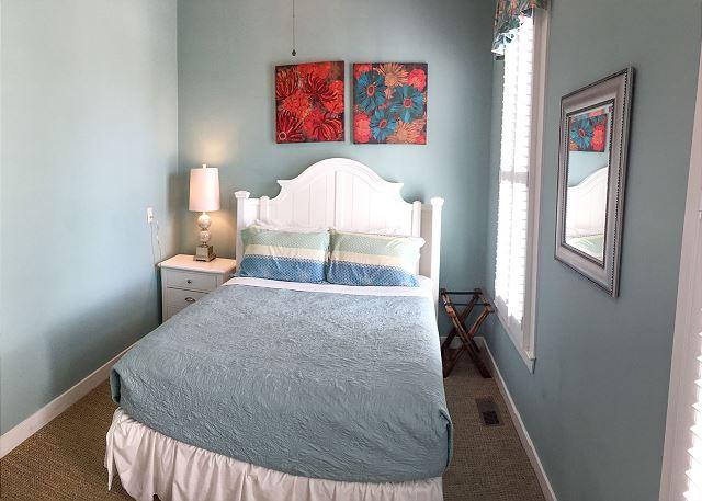 First Floor Guest Bedroom 2, Queen