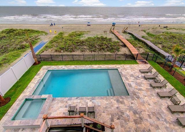 816 Ocean Blvd | Sand Serenity (Private Pool)
