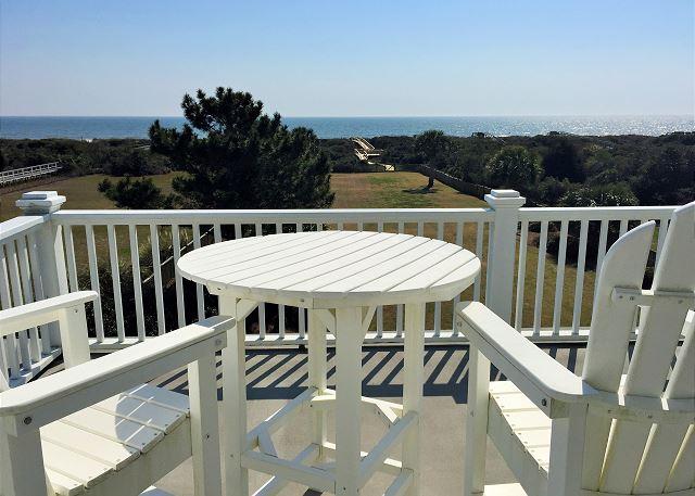 Ocean View from 2nd fl Sun Deck