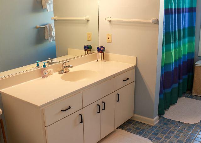 2nd fl Guest Bath
