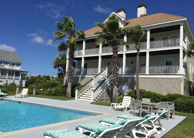 312 Ocean Blvd | Ocean Escape (Private Heatable Pool)