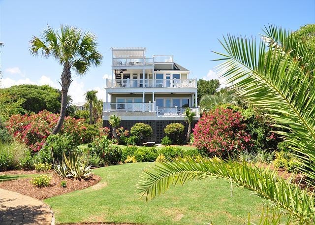2916 Palm Blvd Breeze Private Heatable Pool And Spa Isle Of Palms