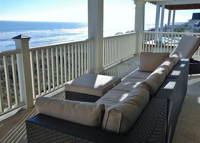 Oceanside 2nd floor porch
