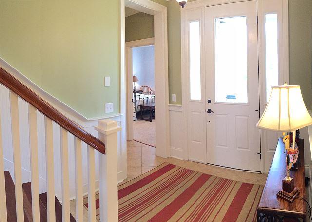 Frist Floor Foyer