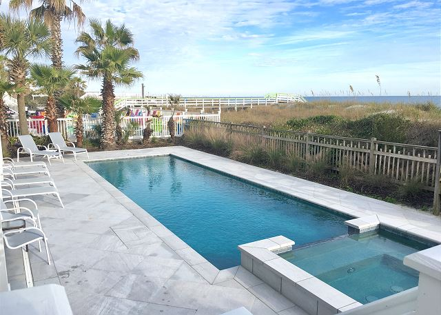 902 Ocean Blvd | Ocean Camp (Private Heatable Pool and Spa)