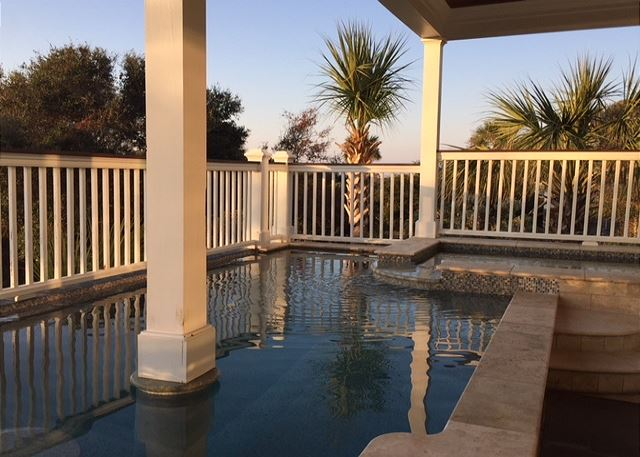 2916 Palm Blvd | Palm Breeze (Private Heatable Pool and Spa)