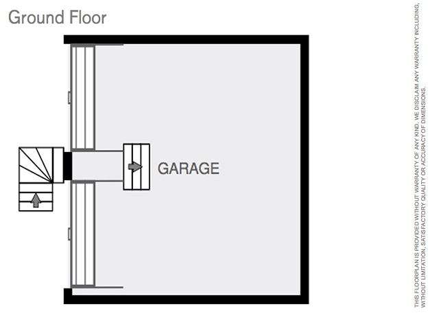 Garage/Under House