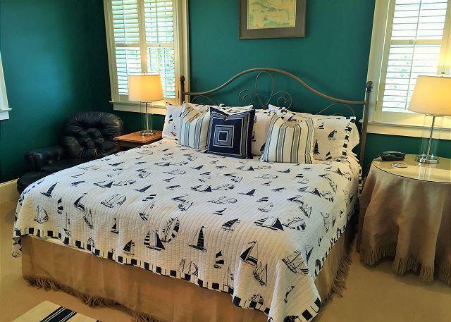 2nd fl Guest Bedroom, King