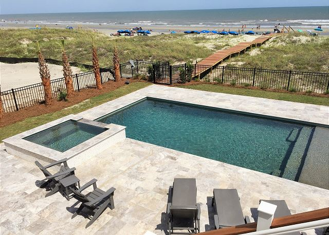 812 Ocean Blvd | Lands End (Private Heatable Pool and Spa)
