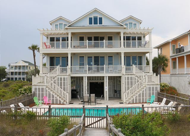 604 Ocean Blvd | C Breeze (Private Heatable Pool)