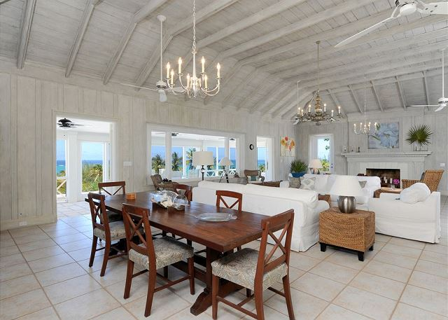 Restored Historic Beach Villa with Pool and Spectacular Views