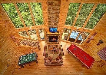 Gatlinburg Cabin / Bungalow rental - Interior Photo