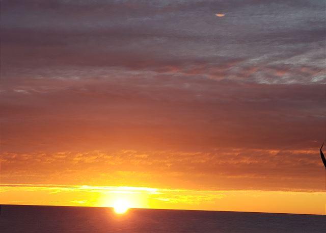 Back Patio - Gulf Views & Sunsets