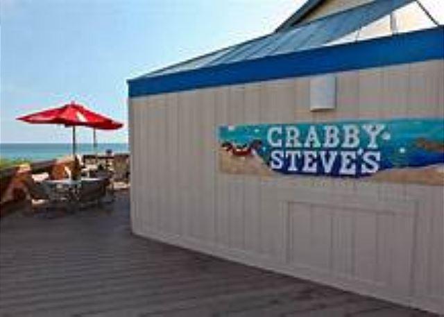 Crabby Steve's Beach Front Restaurant