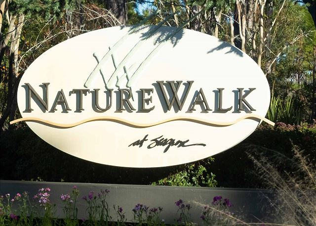 Peace on the Beach - Nature Walk at Seagrove