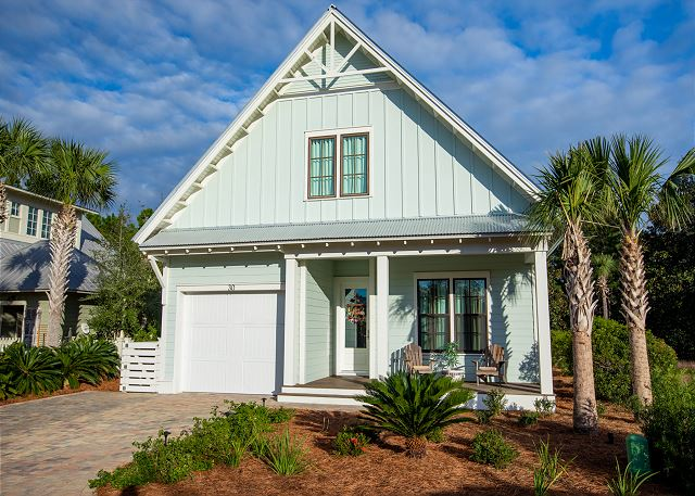 """""""Dune Dreams"""" located in Cypress Dunes on 30A"""