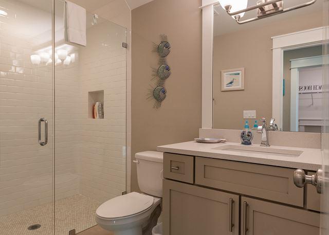 2nd Floor Master Bathroom with Walk-In Shower