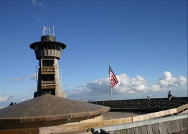 Experience History at Brasstown Bald the highest elevation