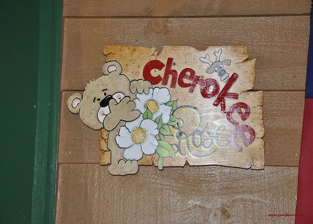 Cherokee Rose for your Romantic Getaway