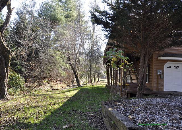 Bear Foot Escape @ Blairsville, GA