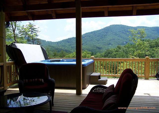 Indulge Yourself in the Mountains, this is a Luxury you Deserve!