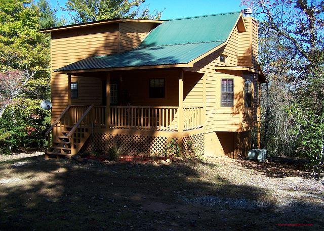 Cheap cabin rentals blue ridge ga game tables discount for Cabin rentals close to atlanta ga