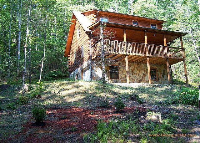 North georgia vacation cabin rental blairsville ga cabin for North ga cabin rentals cheap