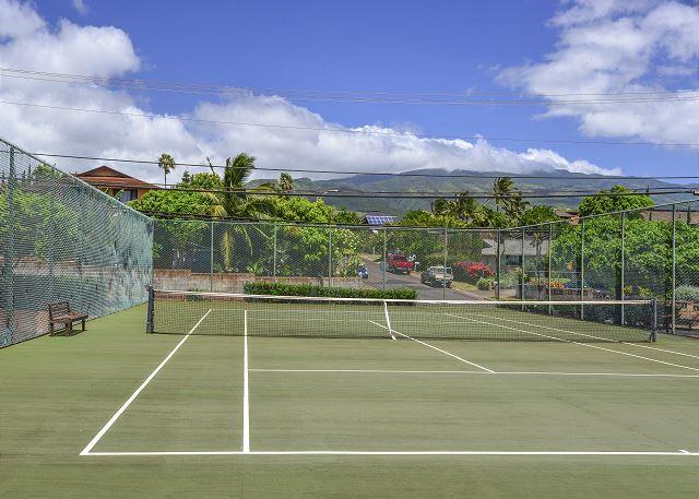 Kulena Tennis Court