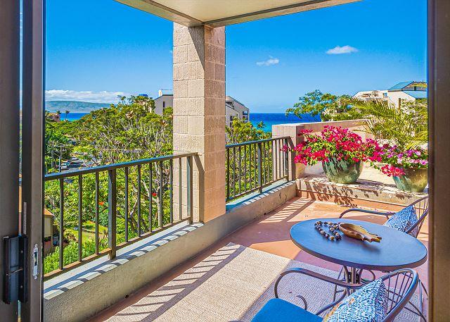 New Penthouse Level Kahana Manor 701 2BD/2BA Oceanview