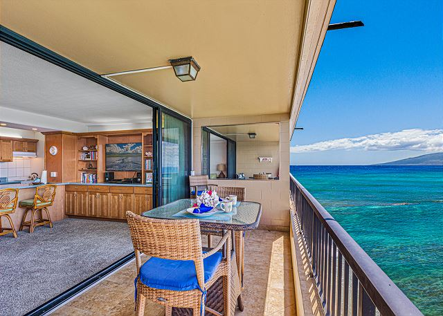 Maui Kai 805 Gorgeous 1bd/1ba Oceanfront Condo with Spectacular Views
