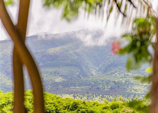 West Maui Mountain Views from your Lanai