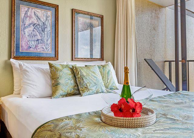 Kaanapali Shores 642 - Studio Oceanfront Resort