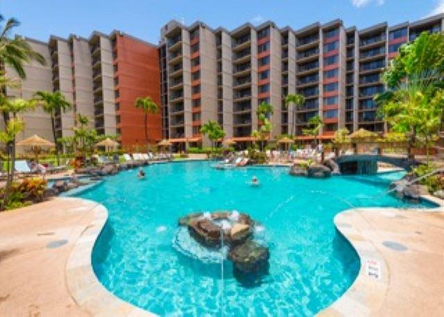 Beautiful Relaxing Pools