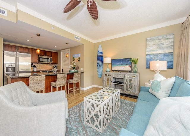 Honua Kai- BeachFront Resort Luxury 1BR!