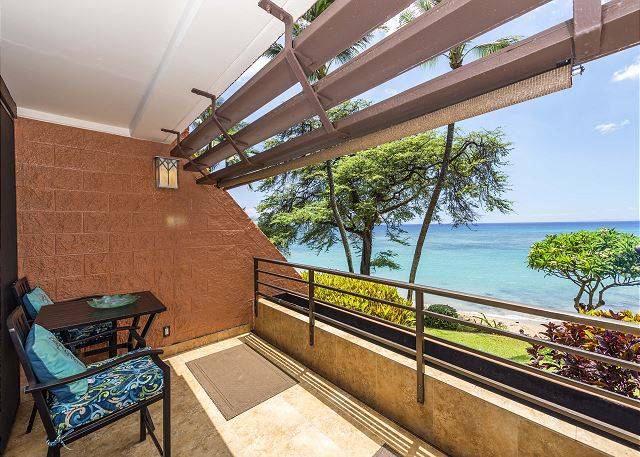 Kuleana 713 - OCEANFRONT 1BR Secluded Beach!