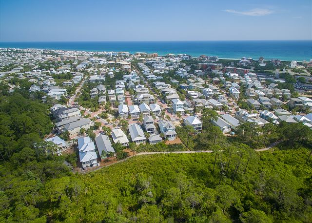 Seacrest is an oceanfront community next to Rosemary Beach