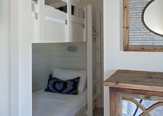 Bunk Suite with twin built in bunk