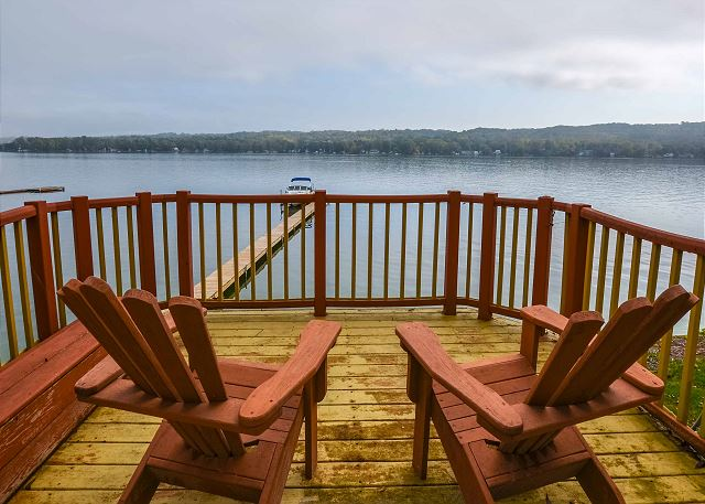 Steps To The Beach Finger Lakes Properties