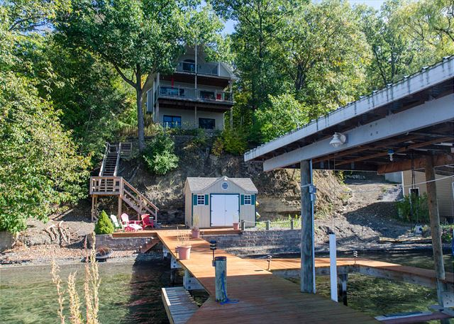 English Lakehouse Finger Lakes Properties