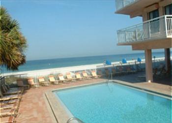 Indian Shores Condominium rental - Exterior Photo
