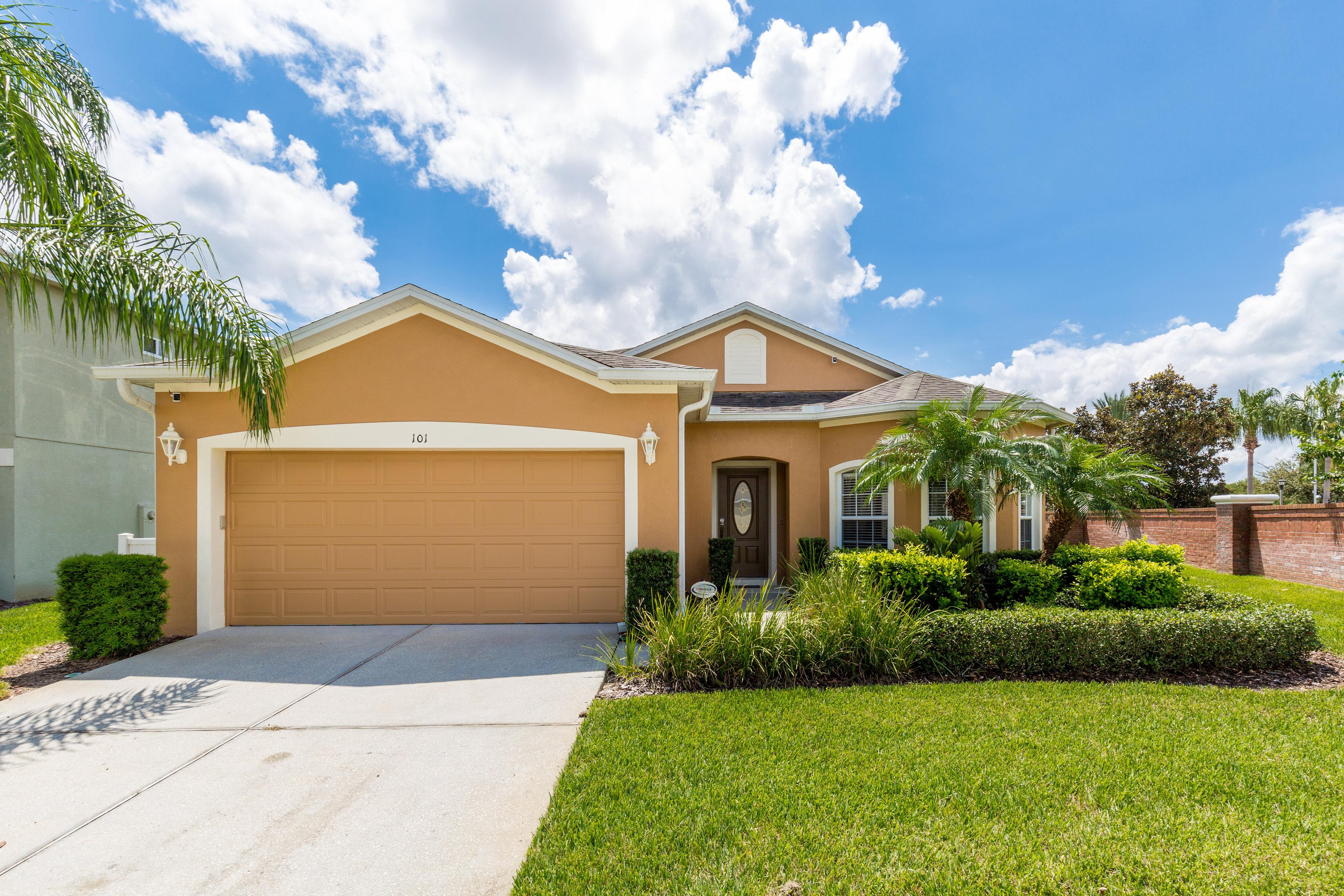 Orlando Vacation Home Rentals Florida Spirit