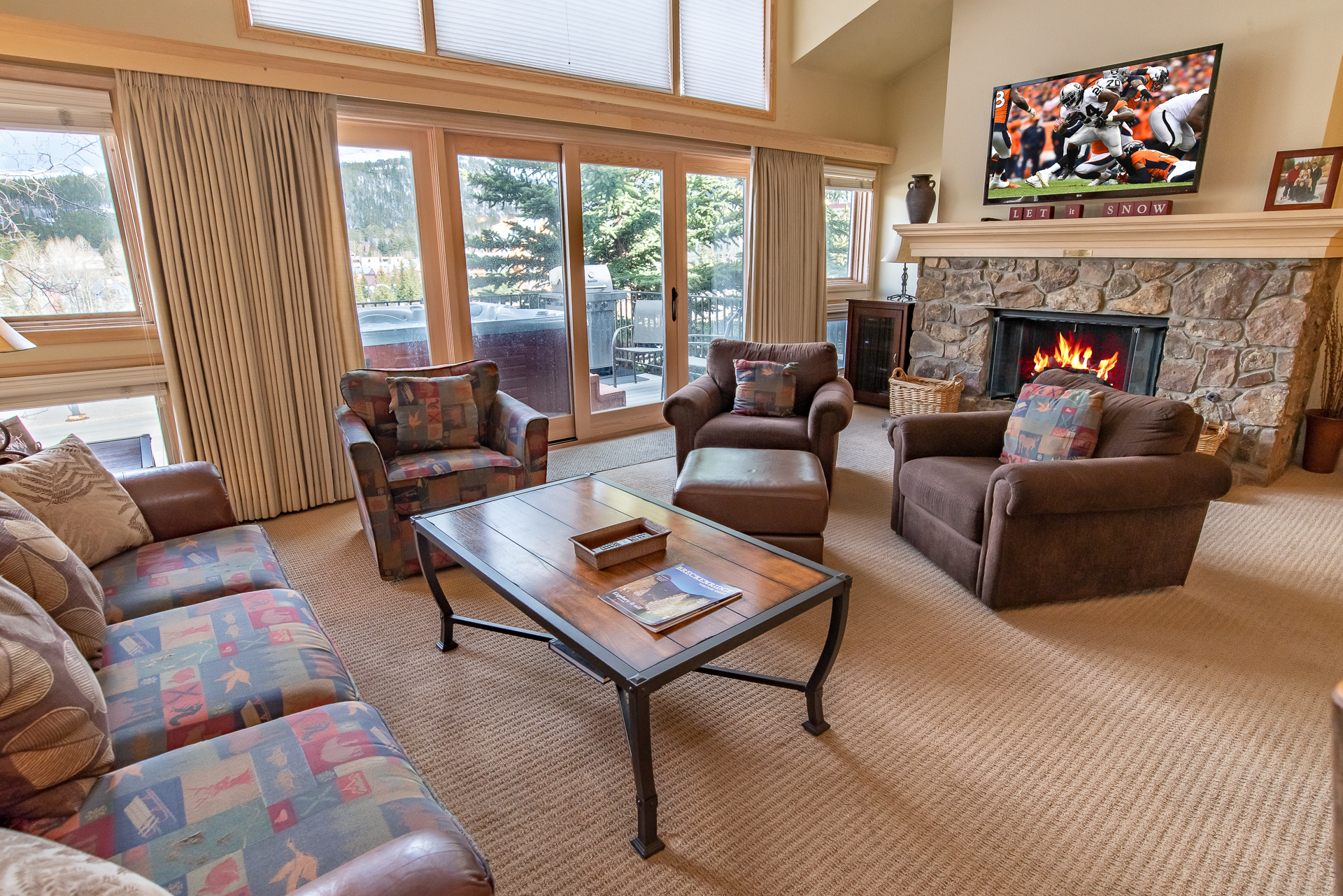 Astounding One Breckenridge Place Summit Mountain Rentals Gmtry Best Dining Table And Chair Ideas Images Gmtryco