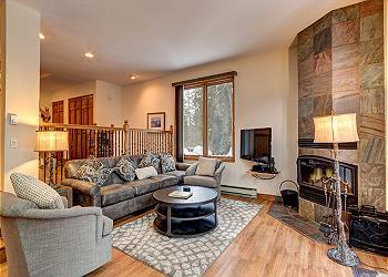 Frisco Townhouse rental - Exterior Photo - Royal Glen Living Area Frisco Lodging Vacation Rental