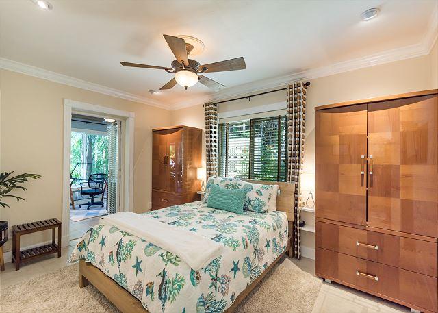 Queen Guest Bedroom!