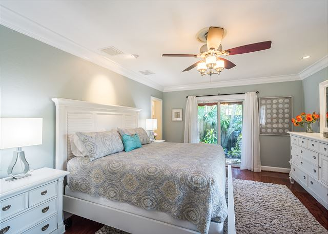 Light and Open Master Suite!