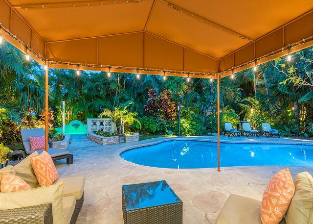 Warm Tropical Evenings Await!